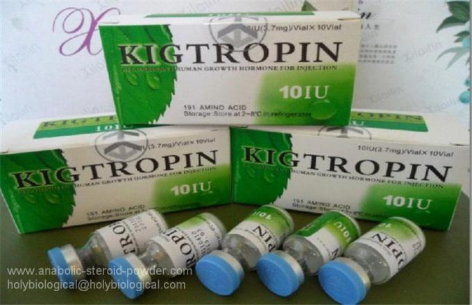 HGH Testosterone Steroid Hormone Human Growth Hormone Kigtropin For Injection