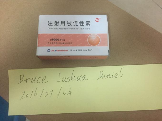 3000iu / vial Injection Medical Polypeptide Hormones Erythropoietin EPO
