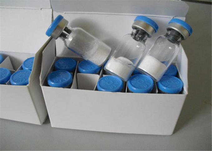 Effective HGH Trenbolone Steroids Growth Hormone Somatropin 100iu / Kit in White