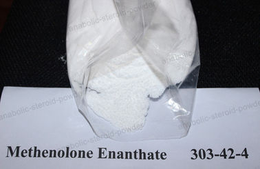 Anti Aging Anabolic Steroid Powder Methenolone Enanthate for Bodybuilding