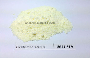China Trenbolone Acetate Raw Steroid Powders / Revalor - H Effect Trenbolone Steroids supplier