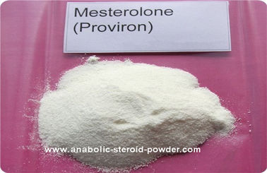 China Bodybuilding Supplements Testosterone Steroid Hormone Proviron CAS 1424-00-6 supplier