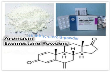 Healthy Pharmaceutical Raw Material Exemestane Steroids In Medicine 107868-30-4