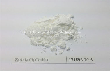 Safe 171596-29-5 Anabolic Steroid Powder Tadalafil For Male Erectile Dysfunction