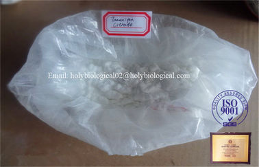 China Anti Estrogen Raw Steroid Powders Tamoxifen Citrate Nolvadex Steroids CAS 54965-24-1 supplier