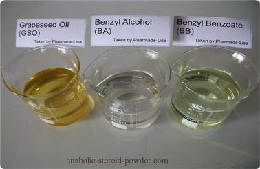 USP Standard Legal Injectable Steroids Benzyl Alcohol BA Benzyl Benzoate BB Grapeseed Oil
