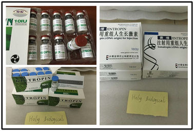 191AA 100iu/kit 10iu/vial Human Growth Hormone Supplements Healthy Kigtropin Gh Supplements