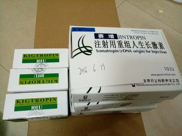 100iu, 200iu Human Growth Hormone Supplements Somatropin Jintropin / Hygetropin