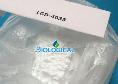 LGD-4033 Novel Non-Steroidal SARM Muscle Growth White Ligandrol LGD-4033 For Bulking Up