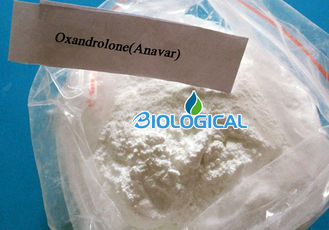 China Medicine Steroids Oxandrolone Anavar Powder Injectable Anabolic Steroids CAS 53-39-4 supplier