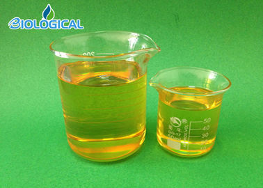 China Yellow Legal Injectable Steroids Liquid Trenbolone Enanthate 150/ 200 Mg / Ml supplier