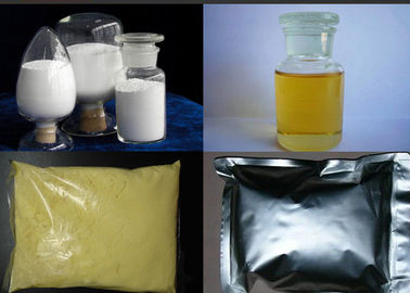 China Healthy and Effective Yellow Trenbolone Base Steroid Powder for Body Enhancement supplier