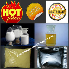 Effective Yellow Trenbolone Steroid Powder Methyltrenbolone Metribolone for Muscle Buliding