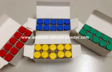 China Blue Top HGH Human Growth Hormone Supplements HGH for Green Top, 10iu/vial 10vials/kit supplier