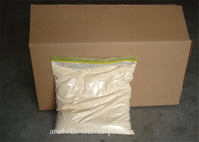 Natural Pure Steroid Yellow Powder Metribolone for Fat