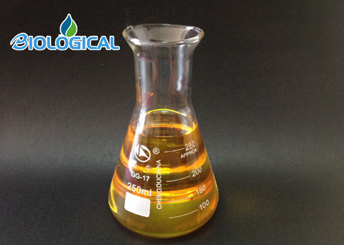 Yellow Legal Injectable Steroids Oil Testosterone Cypinoate 200 / 250mg / ml For Bodybuilding