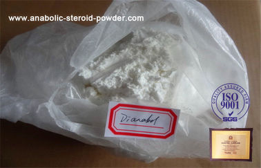 Pharmaceutical Oral Anabolic Steroids Metandienone / Dianabol for Osteoporosis